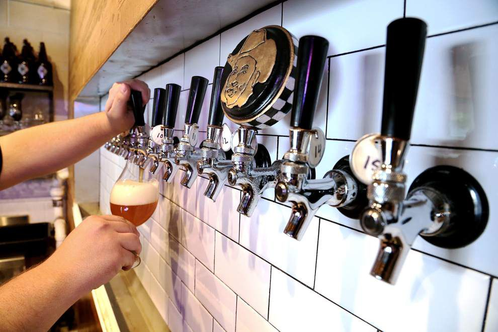 Heady Times: Louisiana Craft Brewers Week shows a growing beer lovers scene in New Orleans _lowres