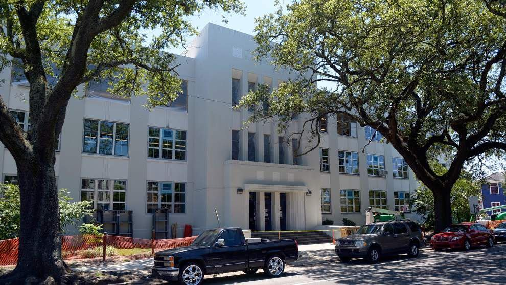 Several N.O. school building projects being scaled back _lowres