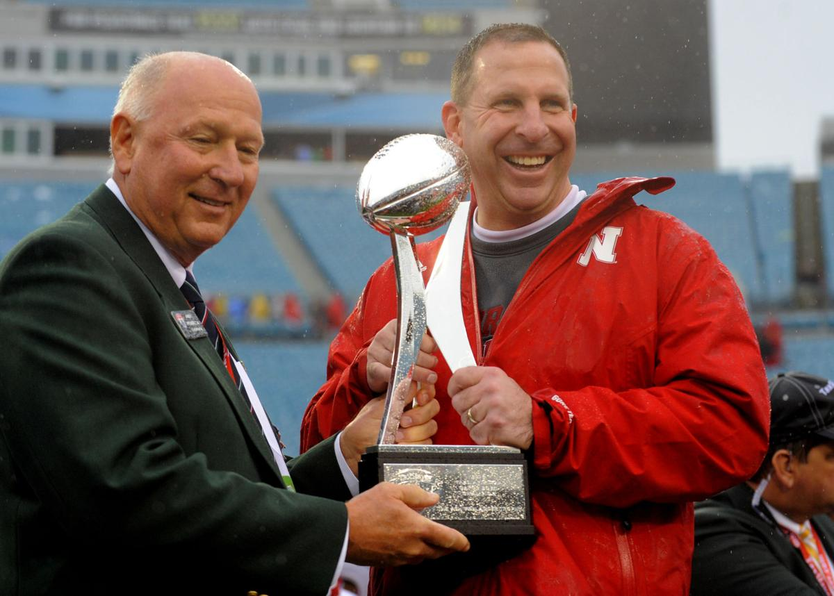 1. Bo Pelini is an experienced coach