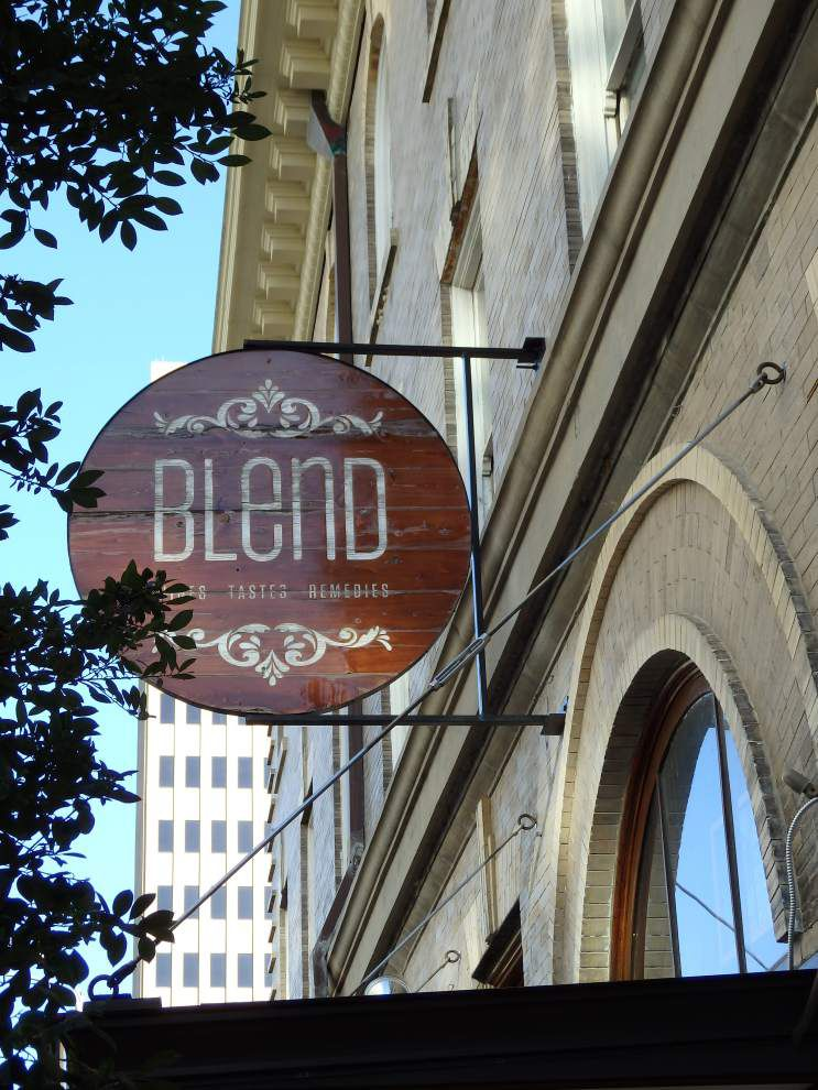 Downtown wine bar and restaurant Blend adds Chef Aimee Tortorich to the kitchen _lowres