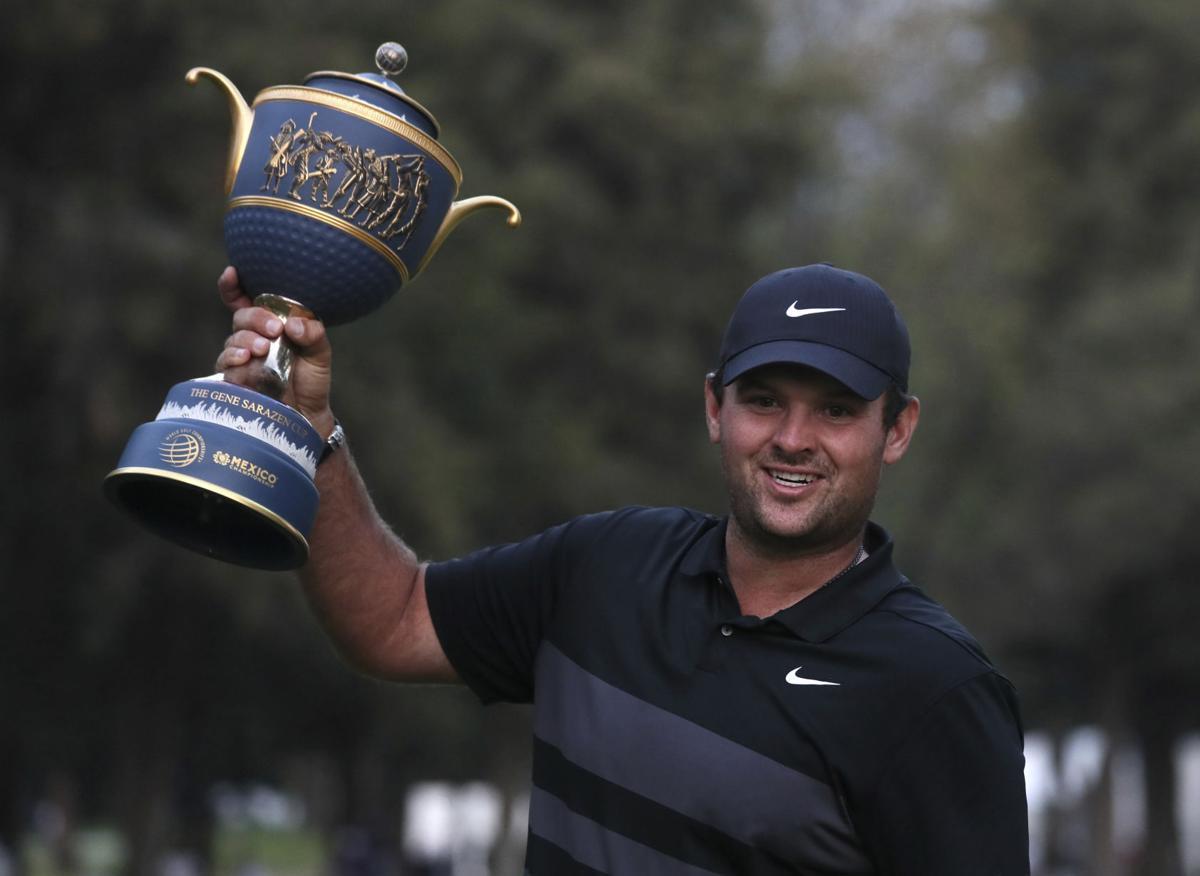 Mexico WGC Championship Golf