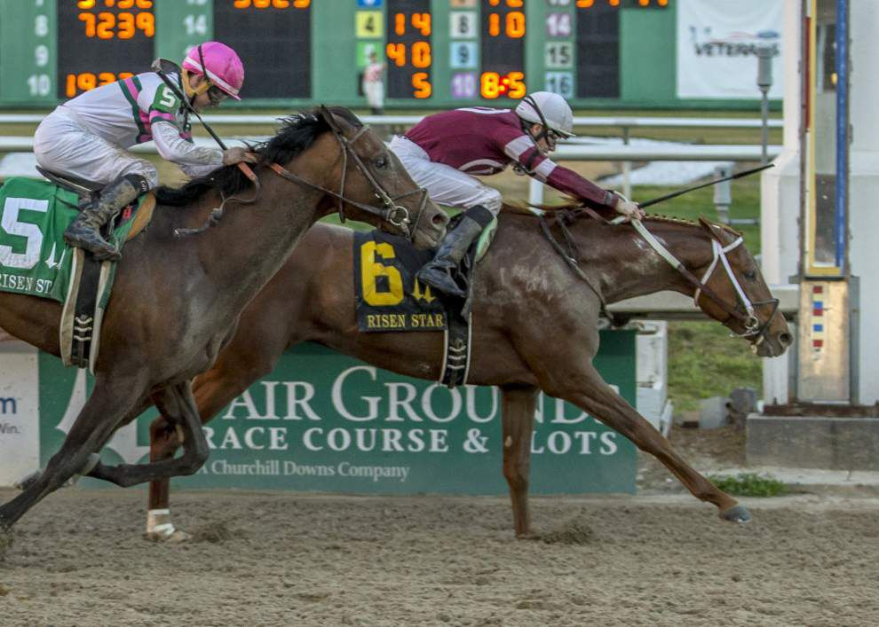 11 horse field set for Louisiana Derby _lowres