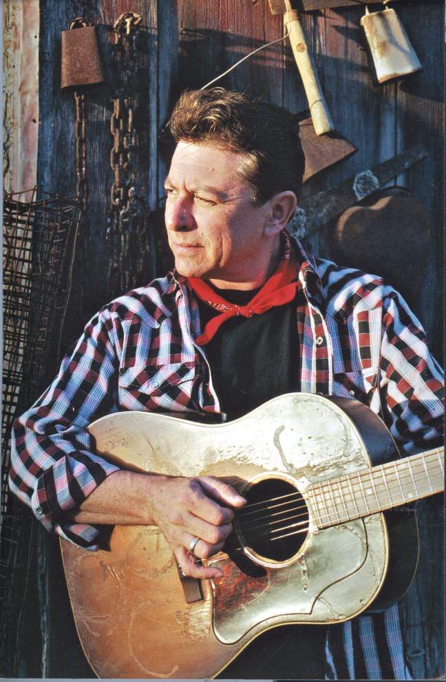 Country-folk singer Joe Ely rambles into New Orleans Saturday night _lowres