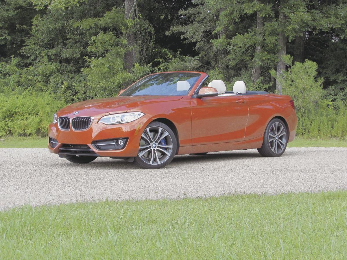 2017 BMW 230i Convertible