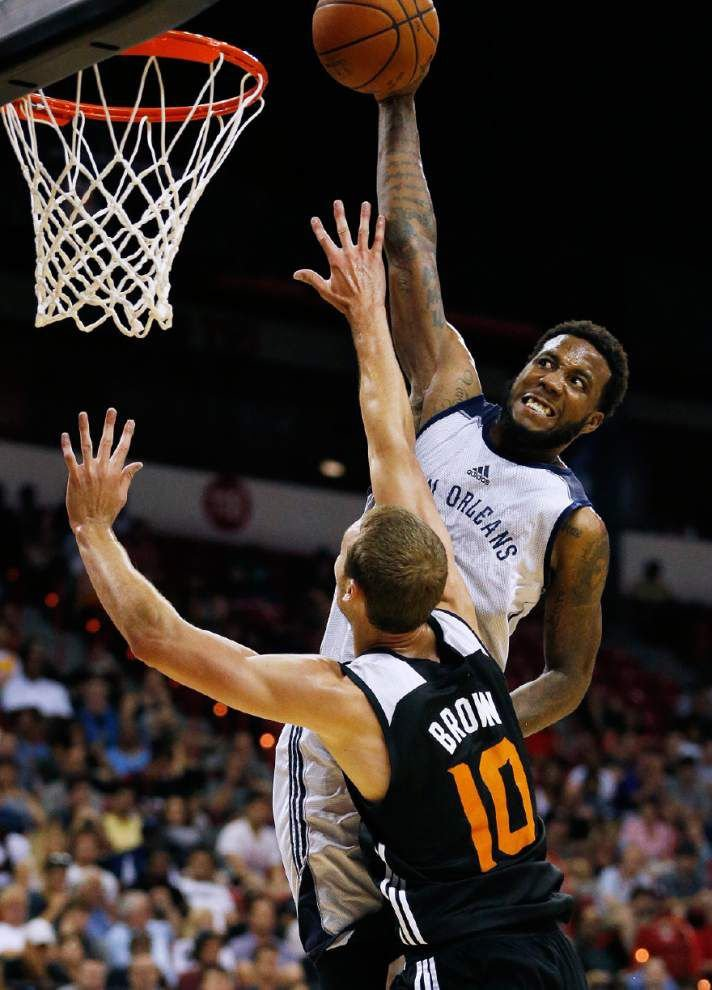 Pelicans' impressive summer league run ends in Las Vegas semifinals with 93-87 loss to Phoenix _lowres