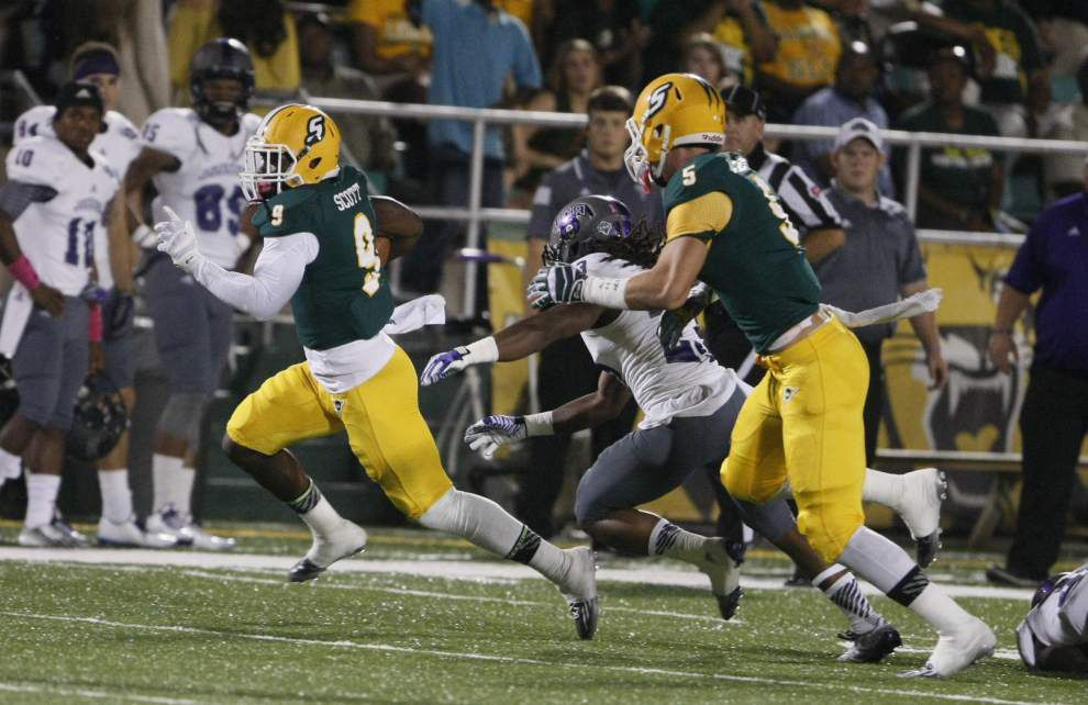 Southeastern Louisiana relishes spot atop Southland Conference standings _lowres