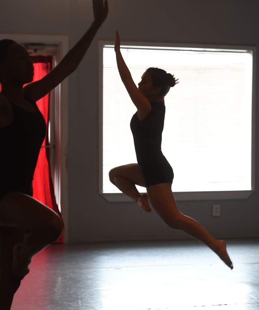 Inspiring Cangelosi dance group sets summer tour of local libraries around Louisiana _lowres