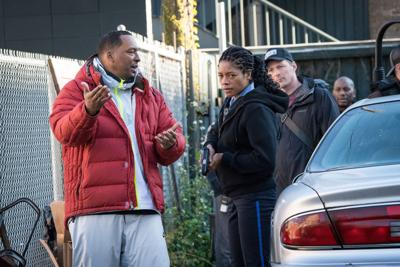 Can T Fake It Director Deon Taylor Filled Each Frame Of Black