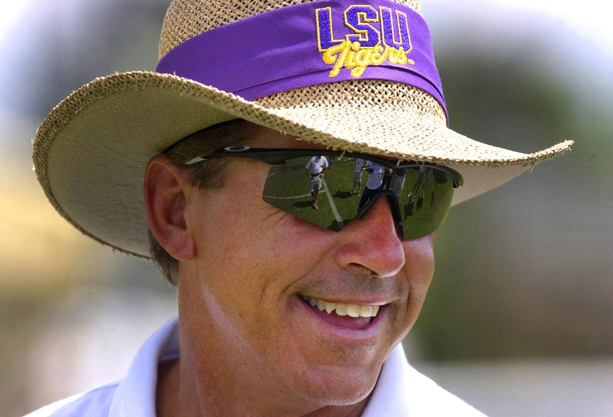 Nick Saban LSU hat.JPG