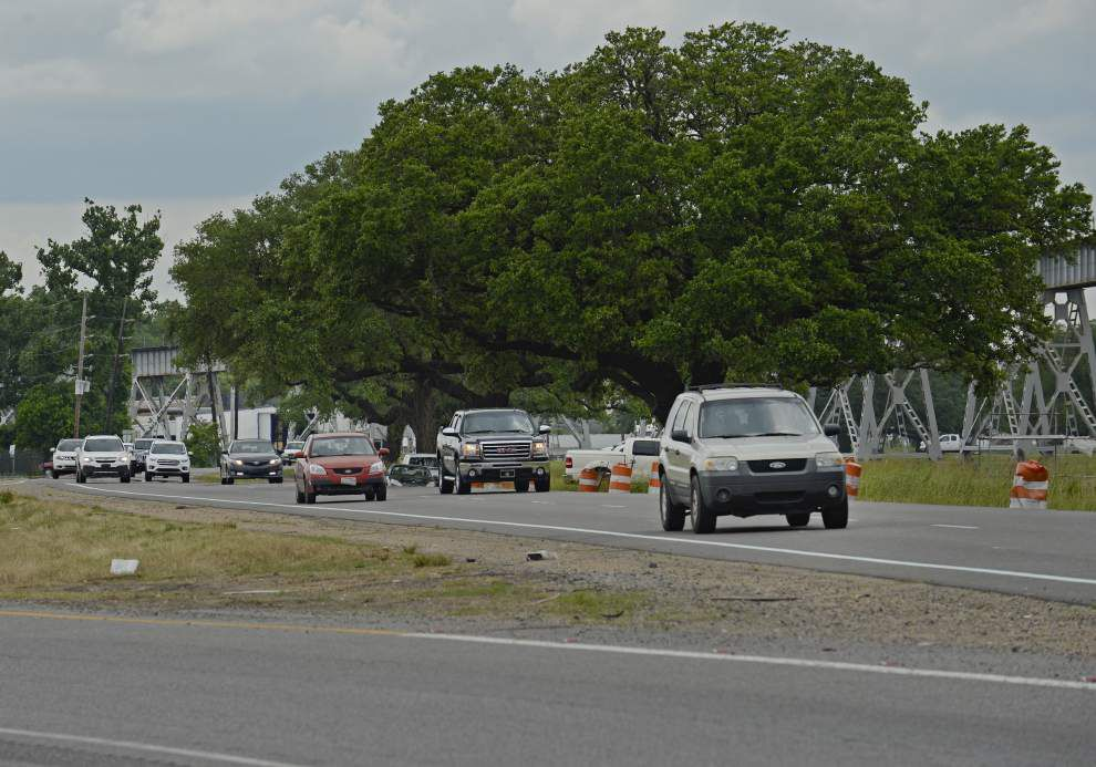 Louisiana transportation officials looking at fixes to daily traffic snarls in West Baton Rouge Parish _lowres