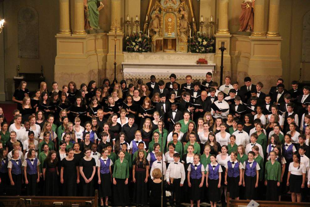 Youth choirs from near and far present two free concerts this week _lowres