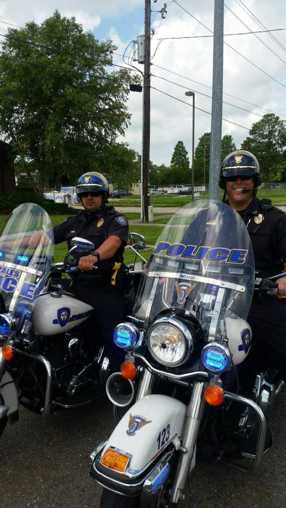 Law enforcement take part in Special Olympics Torch Run _lowres