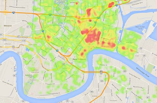 New Orleans crime visualized_lowres