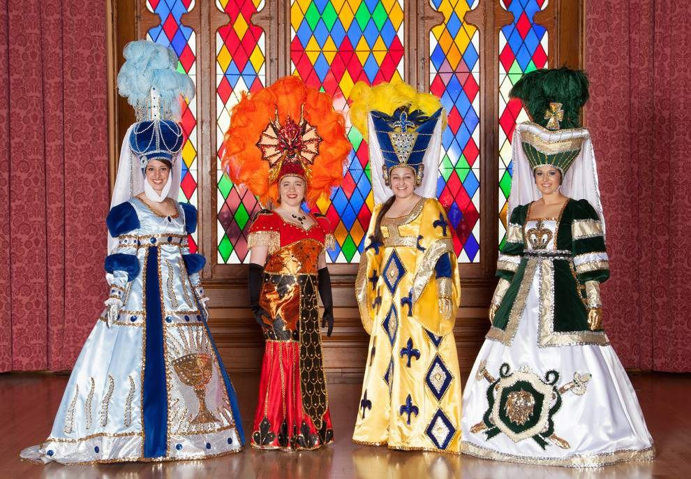 Krewe of Tucumcari presents 'Camelot' ball _lowres
