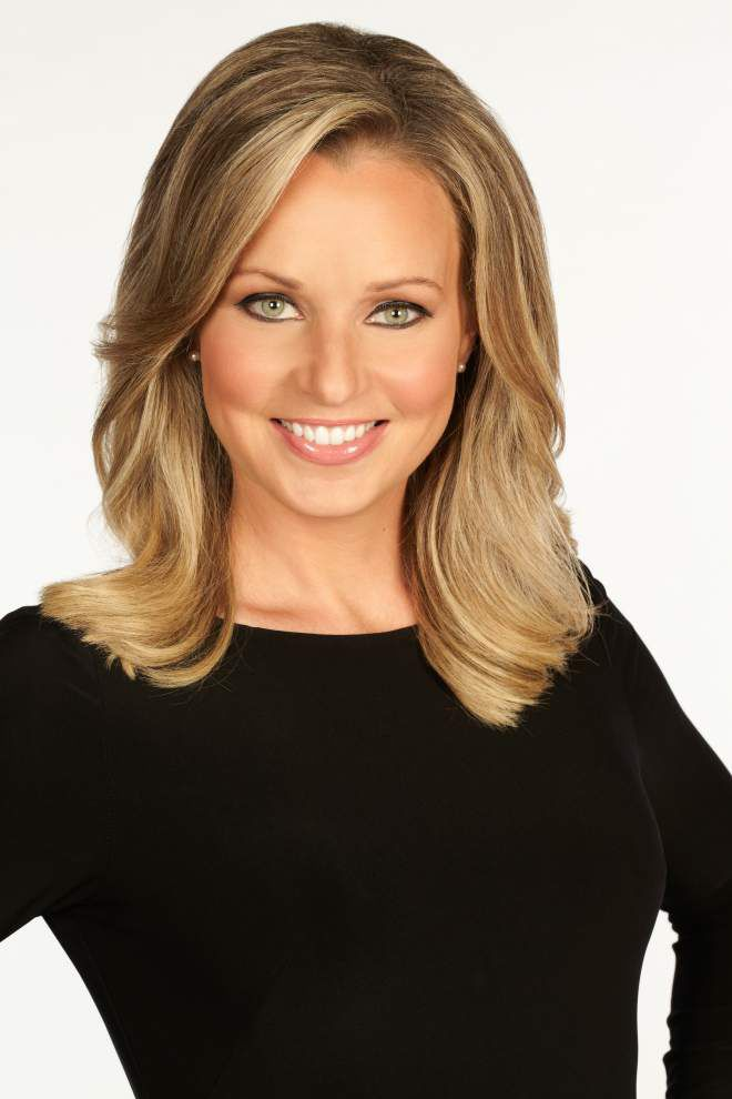 LSU grad to moderate GOP presidential debate, expects that same 'rush' she got running track for Tigers _lowres