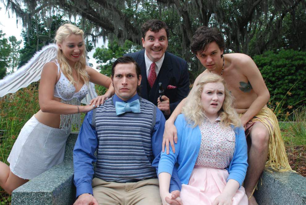 Review: Musical 'Reefer' stumbles, and only the cast is giggling _lowres
