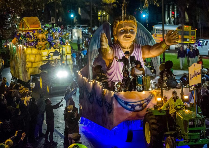 Oshun, Cleopatra kick off a packed weekend of Carnival parades