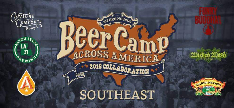 Arnaudville brewer to help craft Southern craft beer for nationwide limited-edition release _lowres