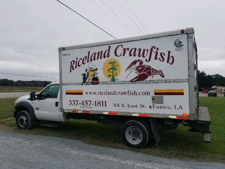 Riceland Crawfish