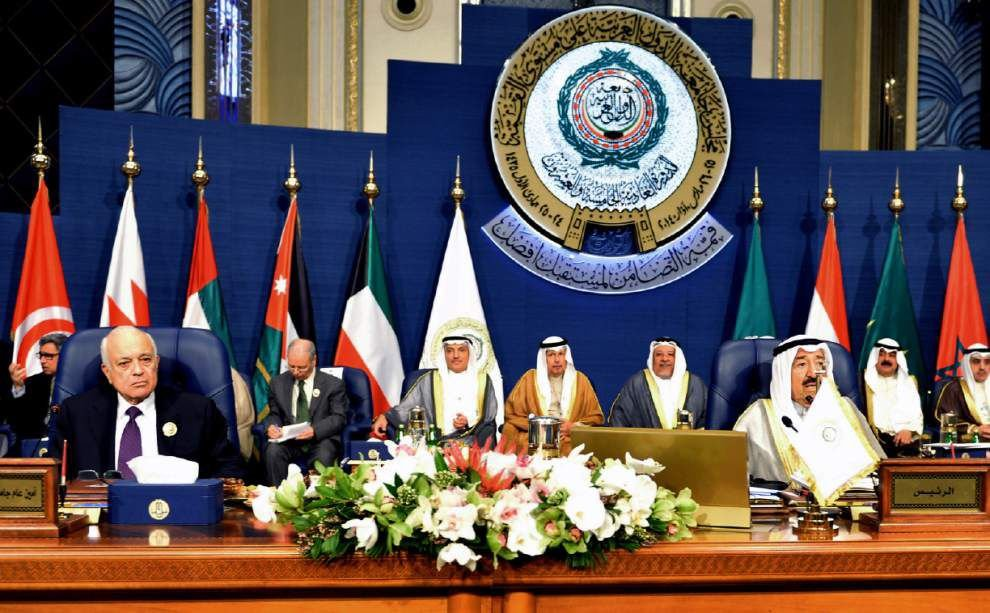 Arab League rejects Israel as Jewish homeland _lowres