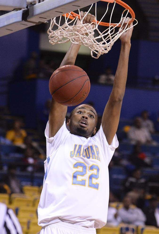 Southern men cruise past MVSU for their fourth straight victory _lowres