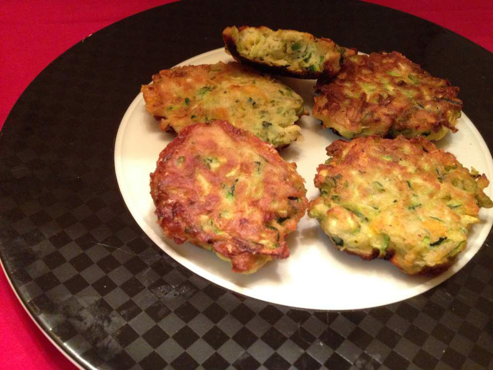 Zucchini Fritters _lowres