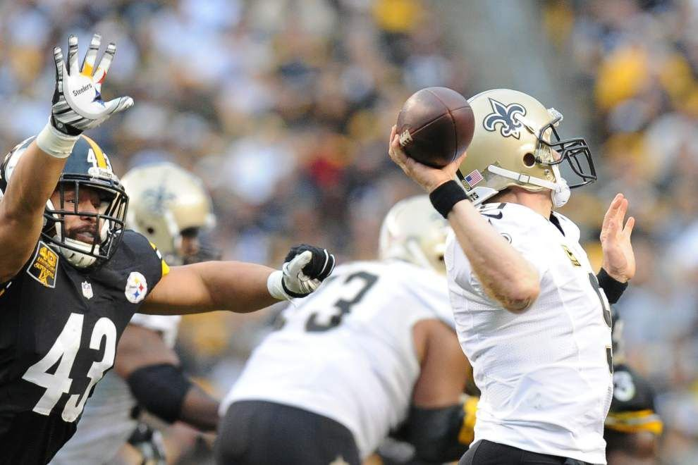 Saints' play action has been deadly this season _lowres
