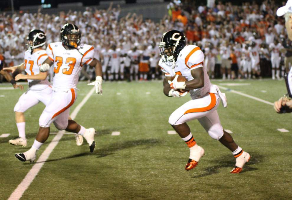 The Baton Rouge Advocate's High School Football Game of the Week _lowres