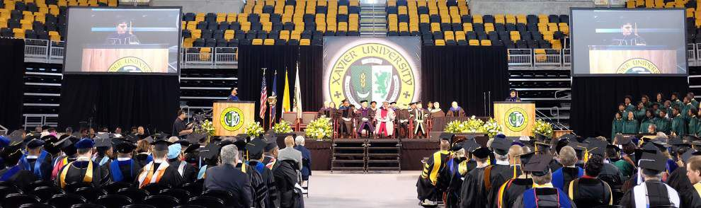 C. Reynold Verret installed as Xavier president: 'We are joined together in noble work' _lowres