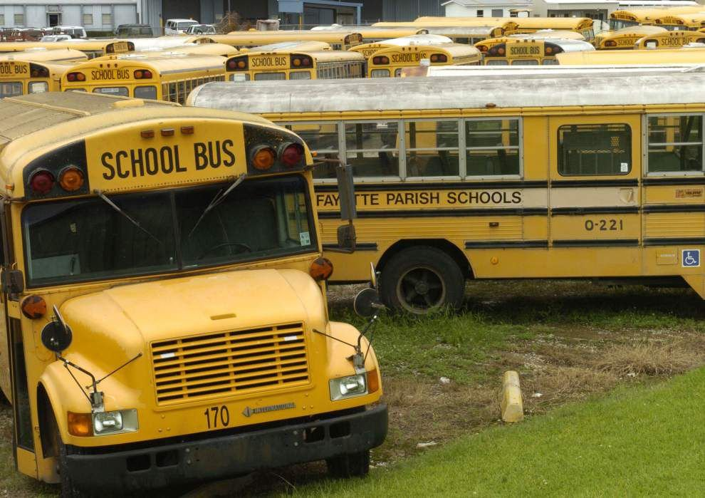 Weather concerns cause Acadiana schools to close _lowres