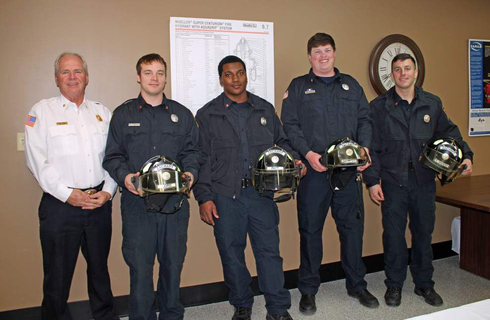 Career firefighters welcomed _lowres