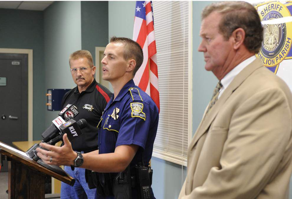 Authorities seek public's help in deputy's death, other Vermilion slayings _lowres