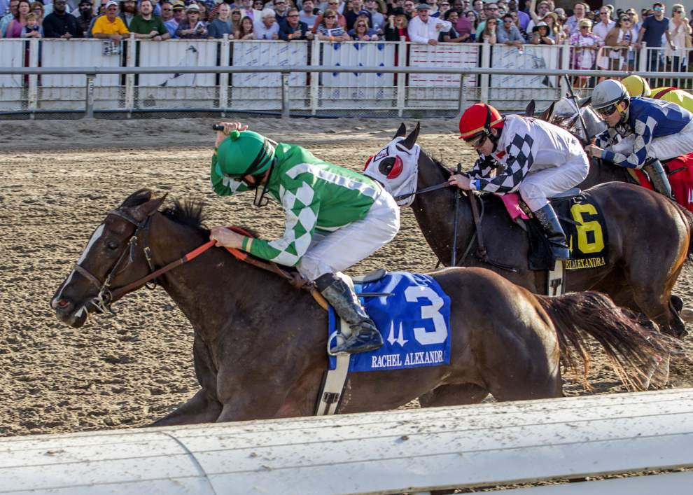 Venus Valentine looks for another upset at Fair Grounds Oaks _lowres