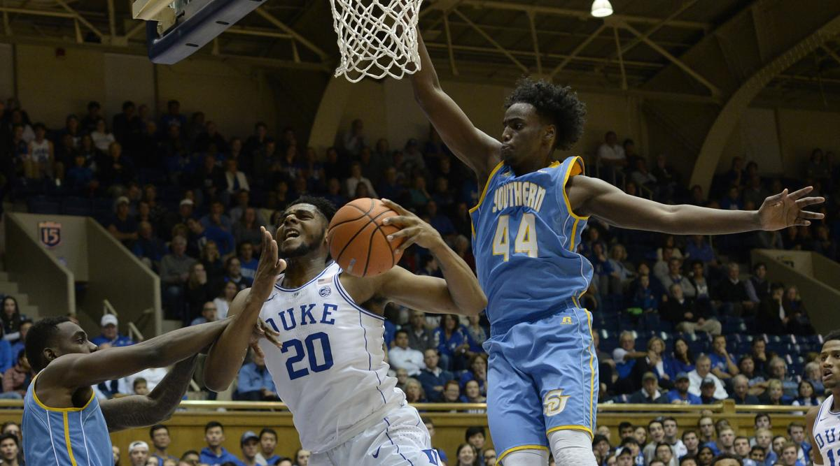 Southern Duke Basketball