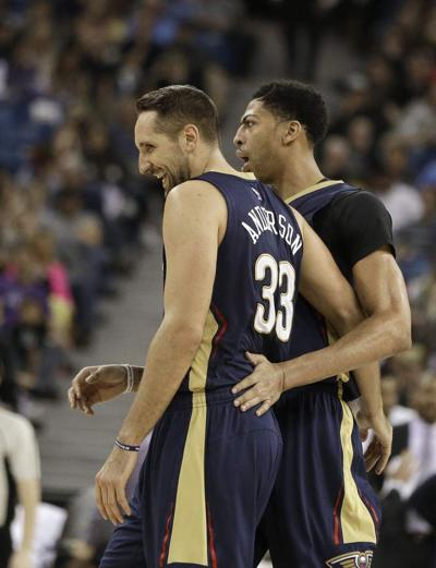 Pelicans' Ryan Anderson misses his second straight game Tuesday vs. Heat _lowres
