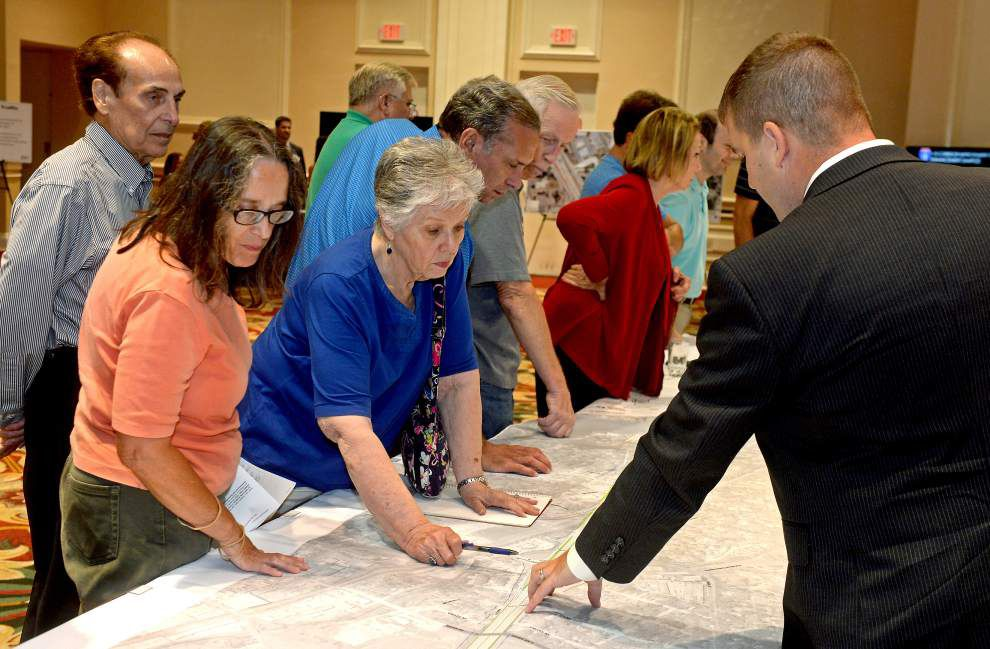 New bridge, tax hikes, HOV lanes among residents' suggestions to improve traffic jams on I-10 _lowres