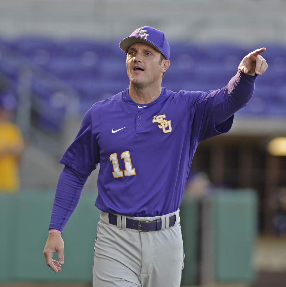With more 'wild cards' than last season, LSU awaits many decisions as the MLB Draft begins Thursday _lowres