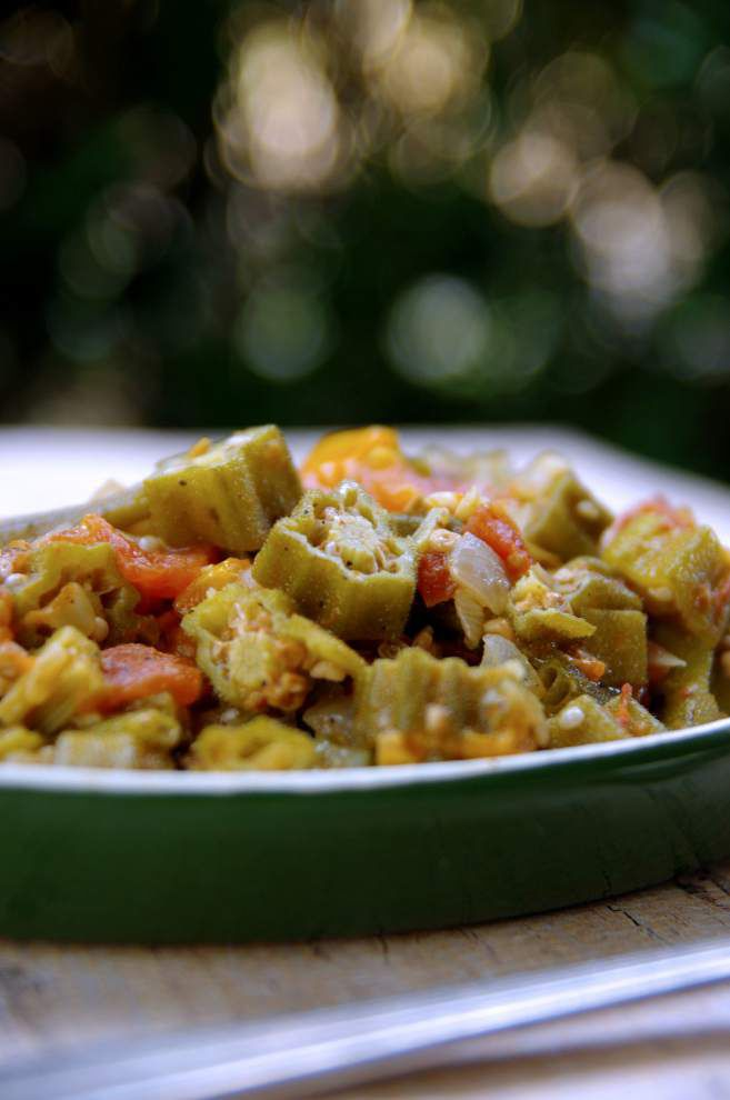 I Eat La.: Vegetable dishes bring back country living _lowres