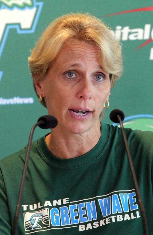 Expections run high for Tulane women _lowres