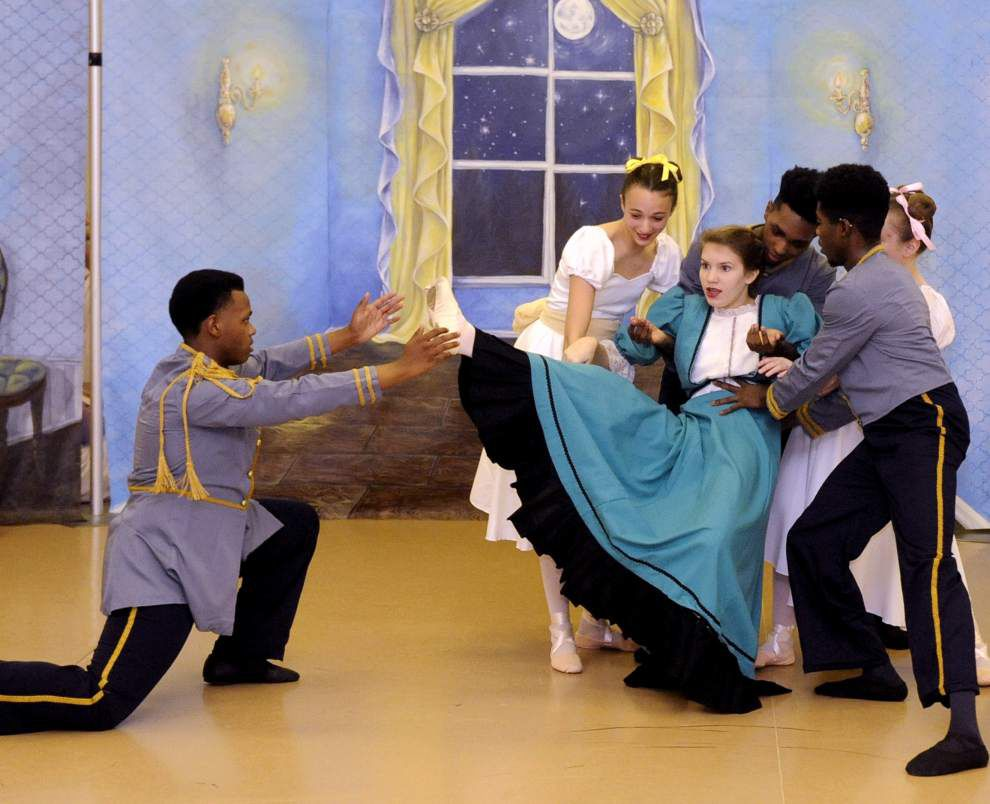 Baton Rouge Ballet brings its summer show 'Graduation Ball' to area libraries _lowres