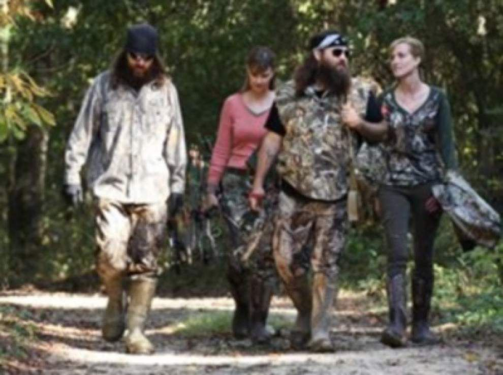'Duck Dynasty' couple to guest on Fox News special _lowres