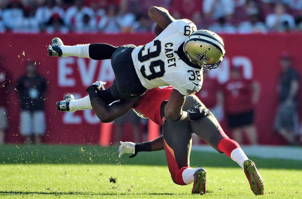 Video: It's on to the 2015 NFL draft for the New Orleans Saints _lowres