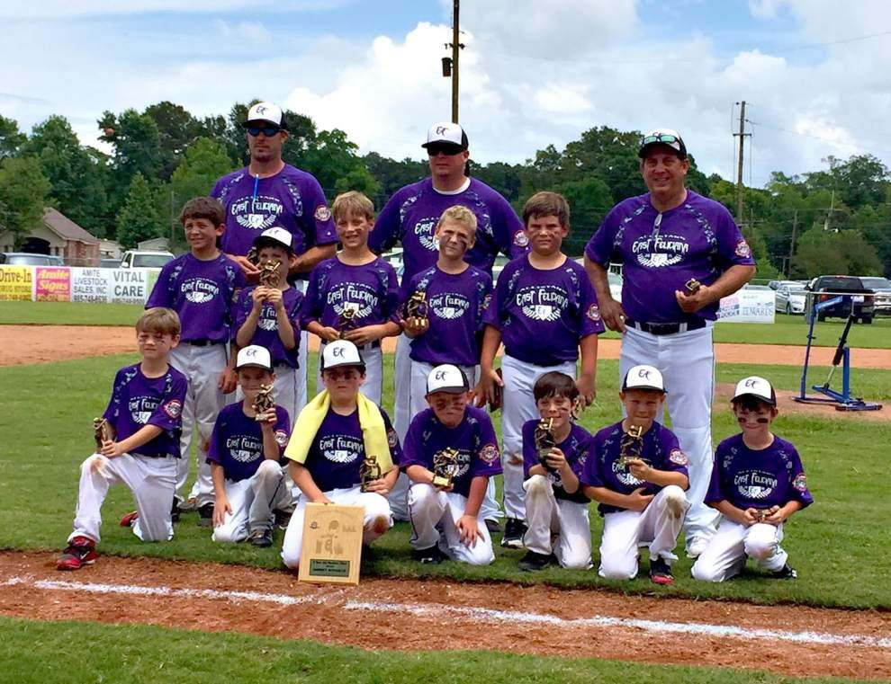 East Feliciana All-Stars finish second in district tourney _lowres