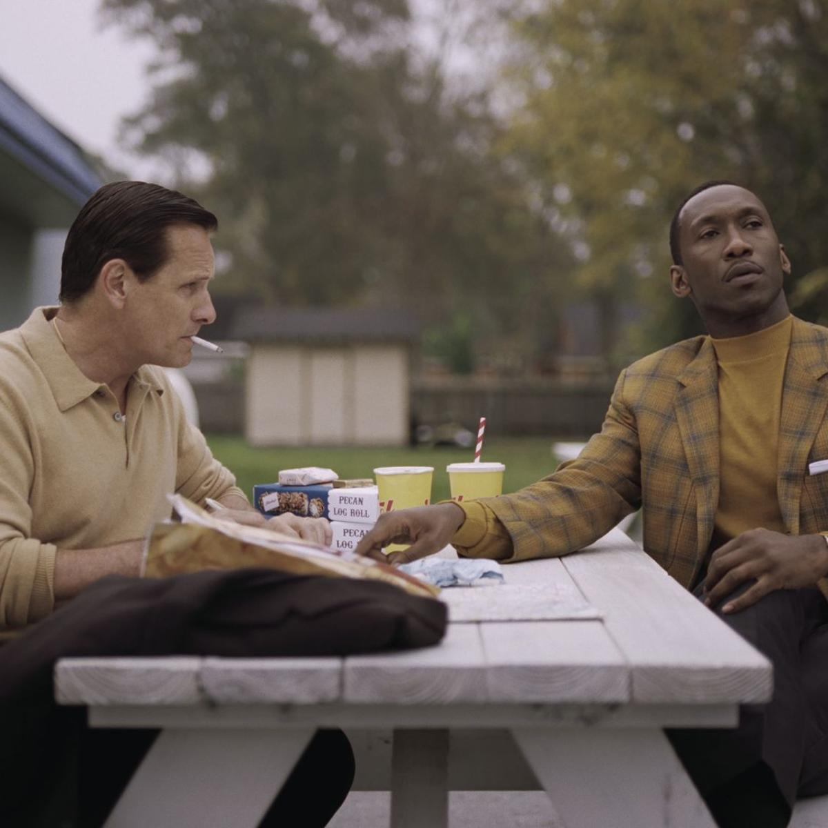 Green Book,' shot in New Orleans and southeast Louisiana, mixes