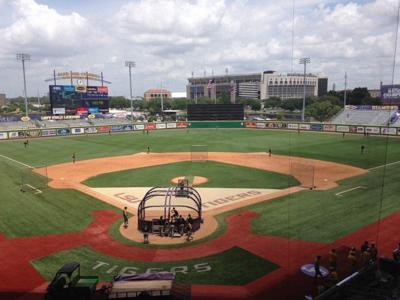 Eleven of LSU's SEC baseball games to be televised _lowres