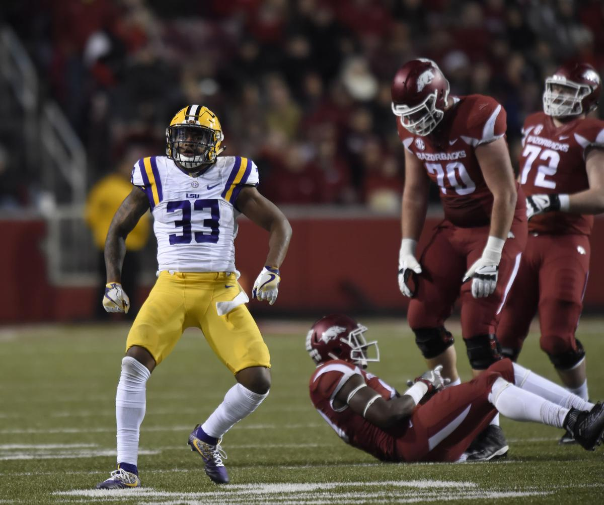 super popular a1b36 70373 Last game?': LSU safety Jamal Adams, a projected first-round ...