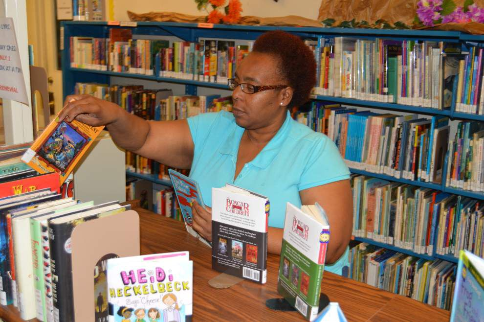 Helping is Jackson librarian's passion _lowres