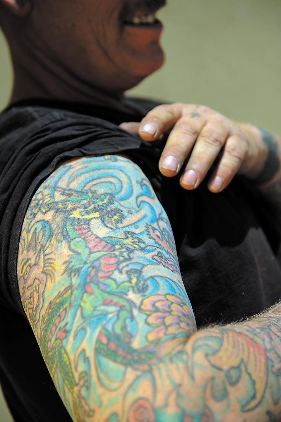 The oldest tattoo shop in New Orleans | News coverage | theadvocate.com