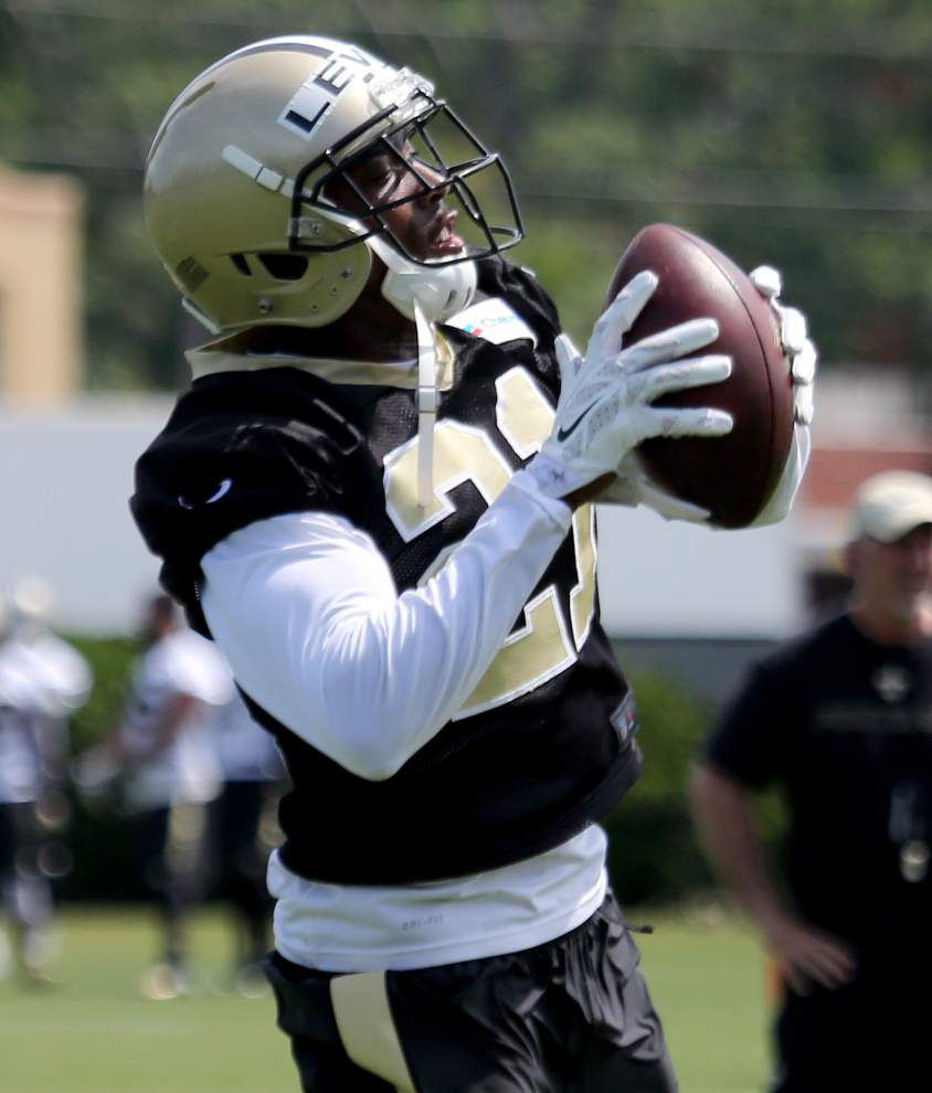 Saints secondary confident this group won't be as easily as exploited as last year _lowres