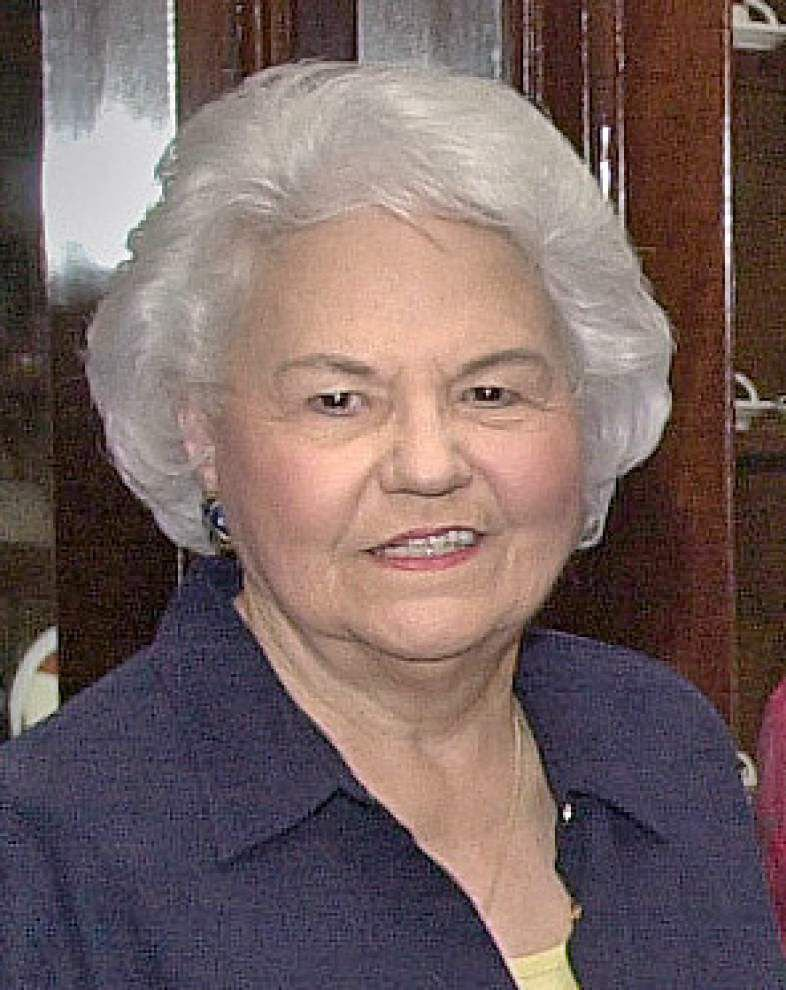 Mary Evelyn Parker, longtime Louisiana treasurer, dies at age 94 _lowres